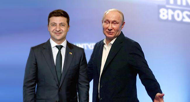 «Зеленский может положиться на Россию»: Политолог прокомментировал заявление Путина о тяжелом наследии президента Украины