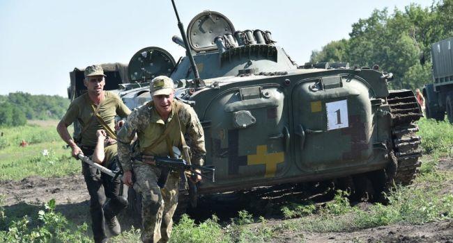Военный капеллан: власти пора уже понять, что атака на одного солдата ВСУ равна атаке на всю страну