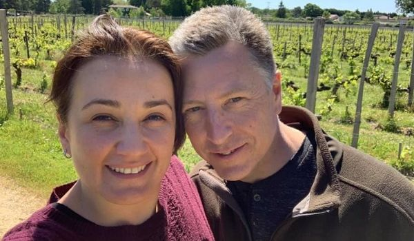 Сегодня Курт Волкер вступит в брак с журналисткой из Грузии