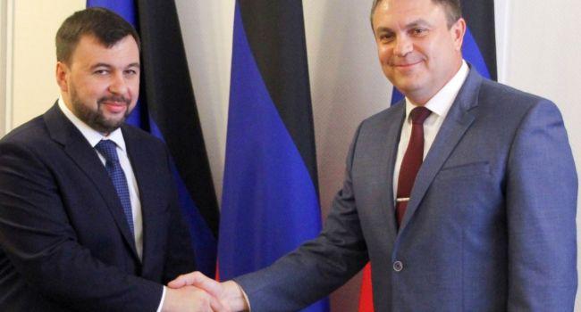 Пасечник и Пушилин стали бы победителями конкурса на самый абсурдный сепаратизм — Казанский