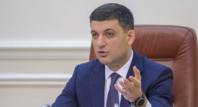 Гройсман заложил «мину замедленного недовольства» под Зеленского и новое правительство — мнение
