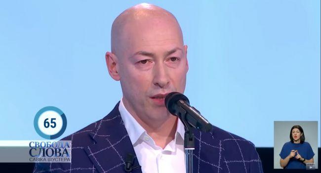 Гордон: Порошенко так и не сказал Путину: «на, подавись су..а, этой фабрикой!»