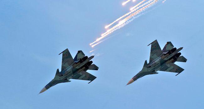«Путин в шоке, его пощадили»: Истребитель ВКС РФ вторгся в воздушное пространство НАТО, и едва не был сбит