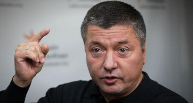Виталий Бала: власти нужно принимать решение в интересах всей страны, а не только отдельных районов Донецкой и Луганской областей