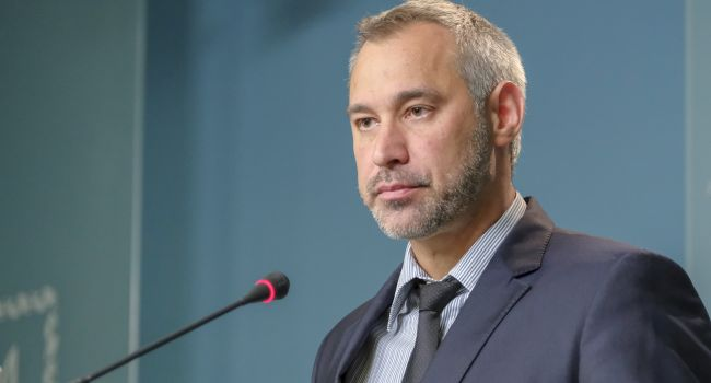 Давыденко: Рябошапка получил серьезный выговор от «своего человека» и его поставили перед фактом