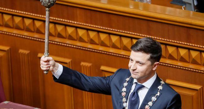 Победу Зеленского на президентских выборах подготовили заранее, и в 2019 году украинцы были уже готовы вручить булаву «президенту Голобородько» — мнение