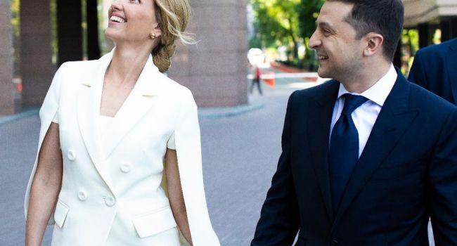 Зеленский с супругой встретились с лучшими учителями Украины