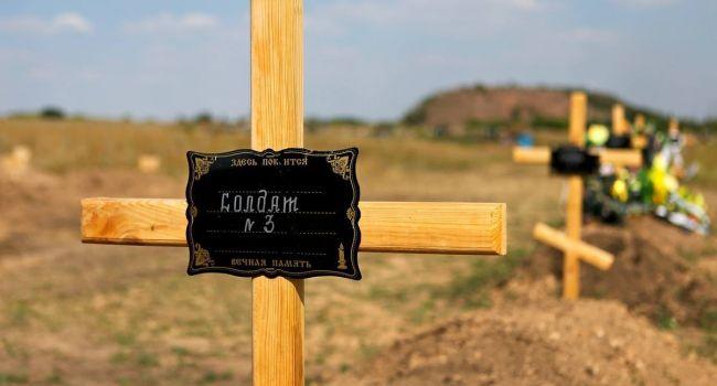 «Экскурсии двух автомобилей с гробами в Астрахань и Брянск»: в сети рассказали  ликвидированных россиянах на Донбассе