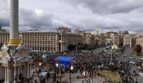 «Предательство государственных интересов»: Гайдукевич пояснил, что заставило людей опять выйти на Майдан