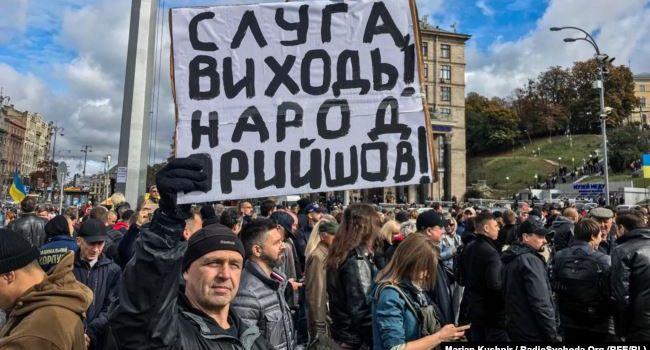 Блогер жестко ответил Богдану: «вы там совсем охре..ели? Майдан за деньги?»