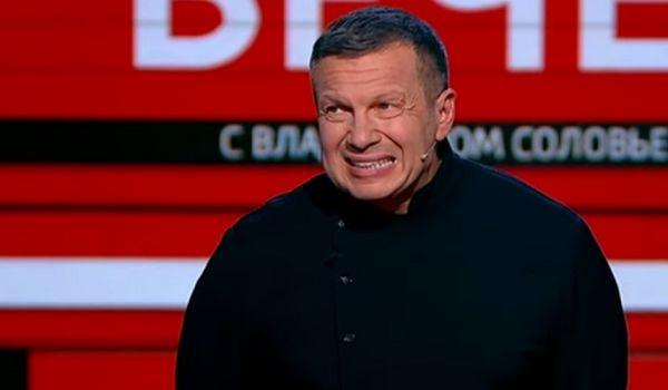 «Без единого выстрела вся Украина будет нашей»: Соловьев рассказал, как РФ использует «формулу Штайнмайера»