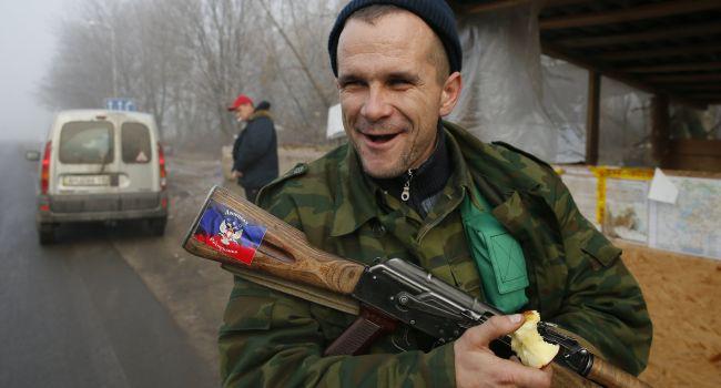 Если боевики «ДНР» захотят выйти вместе с войсками РФ – пускай выходят, а захотят остаться – пусть остаются – «Слуга народа»