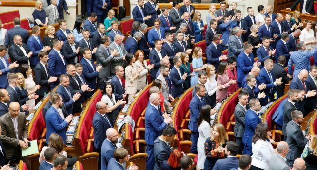 Процессы распада внутри «Слуги народа» идут быстрее, чем ожидалось — Головачев