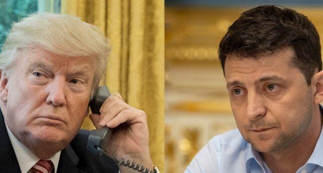 Кремль может извлечь пользу для себя из скандала вокруг телефонного разговора Трампа и Зеленского — СМИ