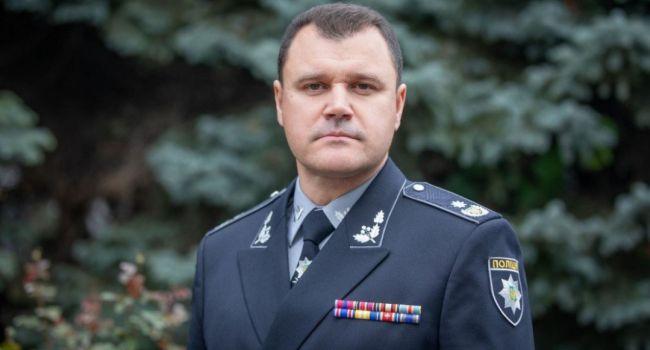 Клименко рассказал о кадровых чистках в Национальной полиции