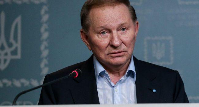 Сазонов: мы слышим от представителей власти Разумкова, Арахамии одно, а на самом деле Кучма в Минске подписал другое
