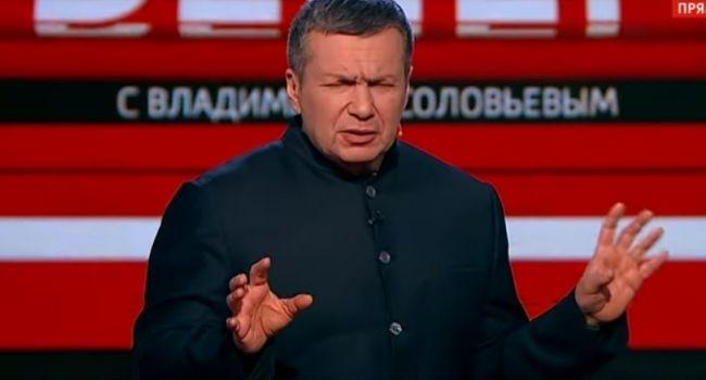 «Очистить от всякой фашистской нечисти»: В ближайшее время мы захватим всю Украину без единого выстрела – Соловьев