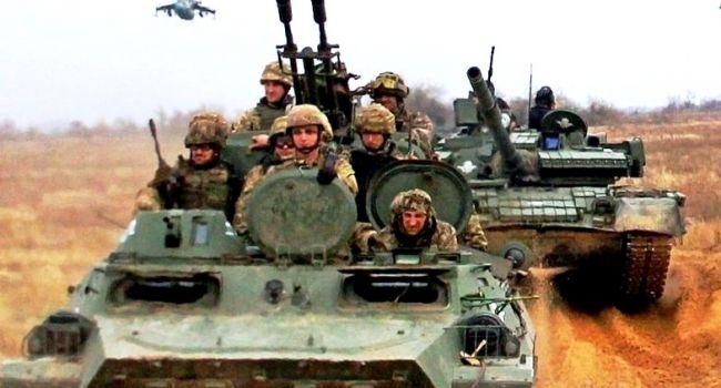 Ахеджаков: выводим наши ВСУ в поле и смотрим, что же будут делать эти имбицилы с недореспублик – займут наши позиции или не займут