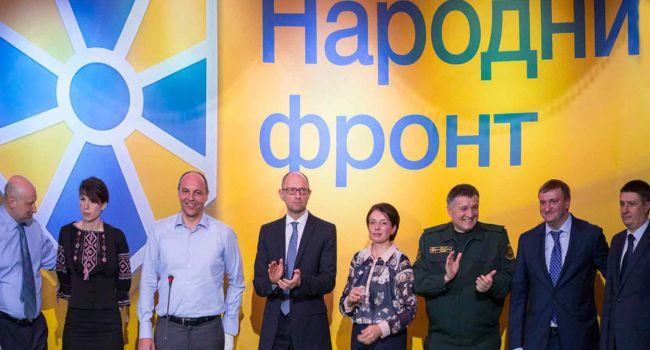 У Яценюка встали горой за Пашинского: «Это возвращение режима Януковича»