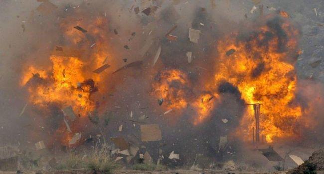 В результате взрыва на складе боеприпасов в Сирии погиб российский генерал - СМИ