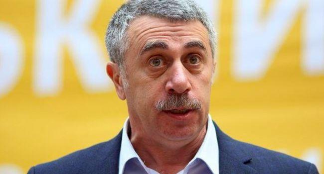 Комаровский похвалил власть Белоруссии за грамотно налаженную систему предоставления медицинских услуг