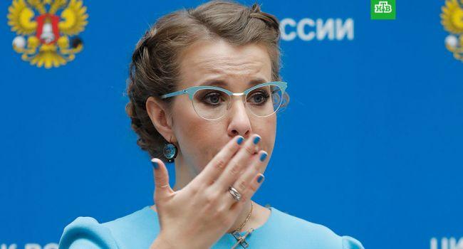 «Всегда будет продолжаться гражданская война в Украине»: Ксения Собчак отличилась громким заявлением