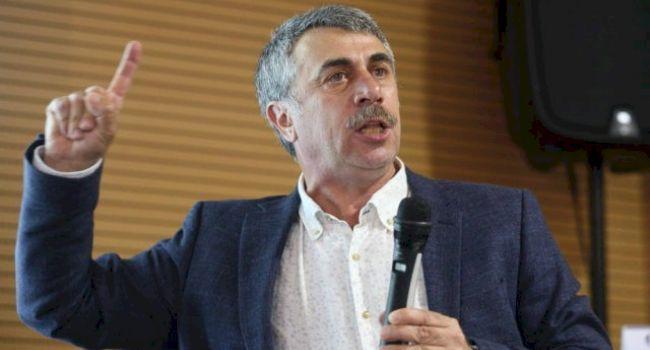 Комаровский рассказал, что думает о новом министре здравоохранения Скалецкой