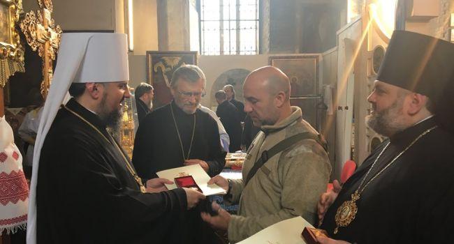 Доник: Православная Церковь Украины – это не просто церковь. Это оружие в борьбе добра со злом