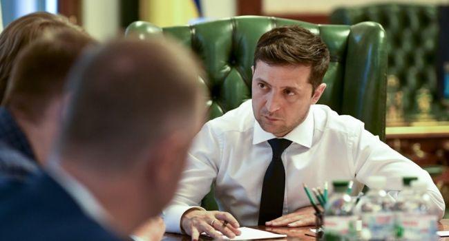 Кулик: президенту Зеленскому спустила готовый закон о выборах в ОРДЛО группа ОБСЕ или это были сами россияне