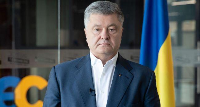 «Тридцать населенных пунктов и ряд стратегических высот»: Порошенко озвучил цену отвода ВСУ на Донбассе