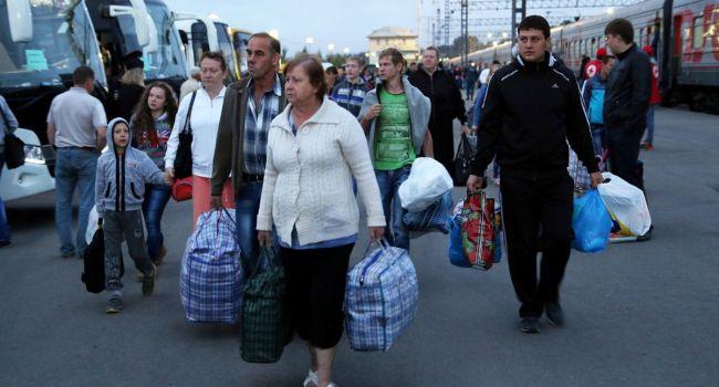 «Если война на Донбассе закончится, украинцы всё равно будут сбегать из страны», — журналист