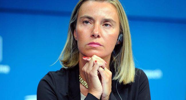 «Больше, чем кто-либо другой»: Могерини рассказала об инвестициях Евросоюза в Украину