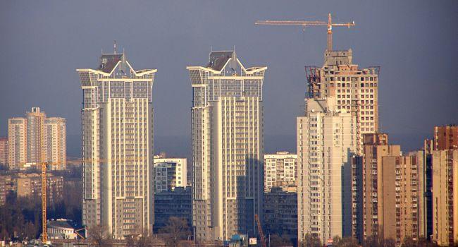 От 175 тысяч долларов: эксперты назвали стоимость квартир в киевских высотках