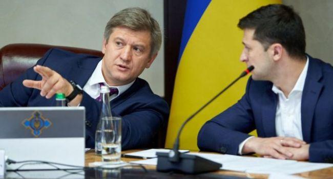 «Саша хотел быть премьер-министром Украины»: Зеленский рассказал об отставке Данилюка