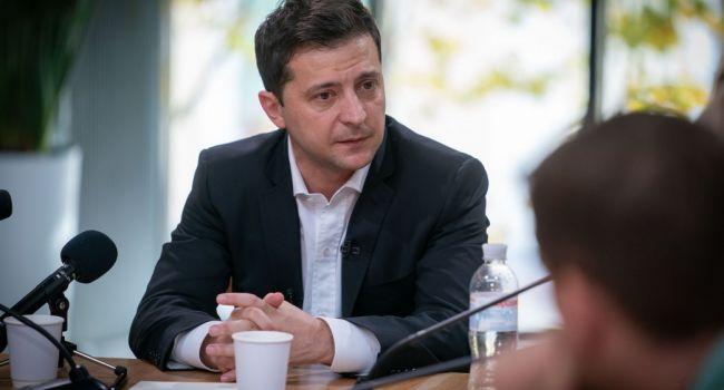 Эксперт: Зеленский наконец-то понял, что надо поставить народ в известность о своих политических планах