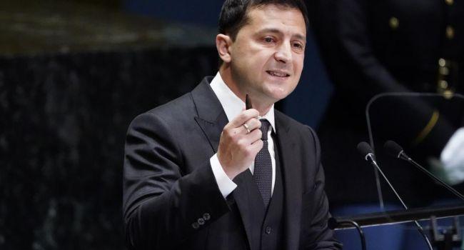 «Власть не может все»: Зеленский назвал «план Б» по Донбассу