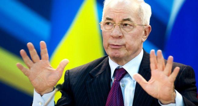 Азаров признался, кто отдавал приказ стрелять по активистам Майдана