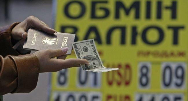 «Доллара по 8» точно не будет, но гривна действительно может серьезно укрепиться - Вышлинский