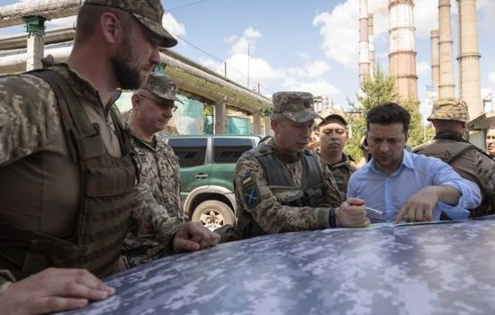 «Поверьте, у меня уже действительно аллергия на слово «капитуляция»»: Зеленский рассказал о сдачи Донбасса и Крыма
