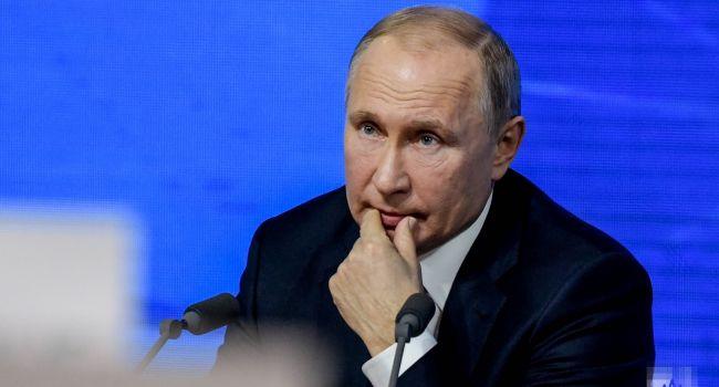 Комбинация в пару ходов: Путин уже начал шантажировать Зеленского