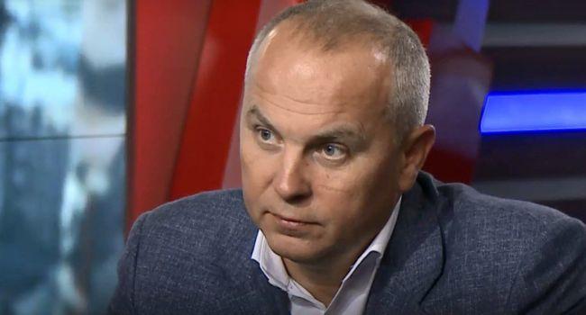 Шуфрича едва не «отоварили» после того, как нардеп назвал ветеранов АТО «гастролерами»
