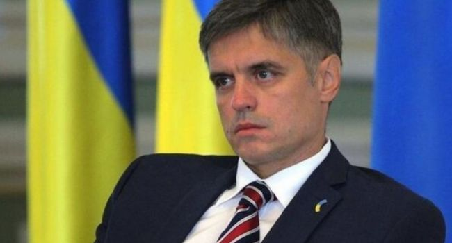 «Не вижу необходимости»: Вадим Пристайко не видит нужды говорить с Лавровым