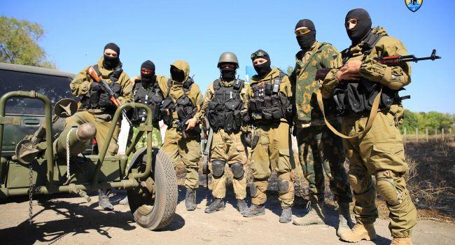 Бойцы «Азова» начали «зачистку» мирного населения в Золотом – главари «ЛНР»
