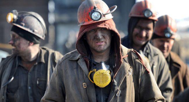 На зарплату шахтерам Кабинет министров выделил рекордную сумму