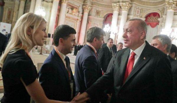 Скандала не избежать? Эрдоган вдруг принял у себя депутатов из аннексированного Крыма