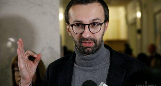 Лещенко внезапно заявил, что «Движение сопротивления капитуляции» организовал Пашинский, как месть власти за свой арест