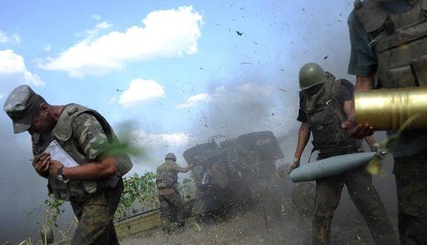 Весь Донбасс пылает огнем, особенно тяжелые бои идут под Водяным – пресс-центр штаба ООС