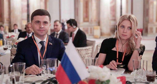 Ахеджаков: как результат «блестящей Зедипломатии» Эрдоган встречается с делегации РФ, в составе которой находится Поклонская