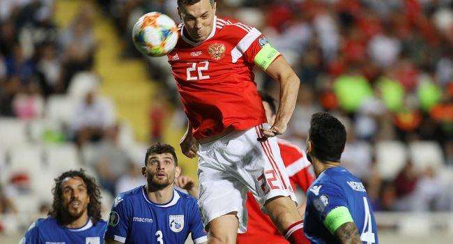 Российская сборная установила рекорд и досрочно отобралась на Евро-2020