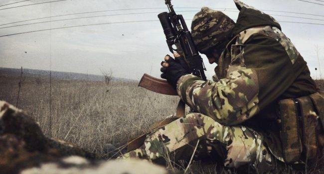 «Только после выполнения желаний Путина»: В Украине рассказали, когда на Донбассе прекратятся боевые действия